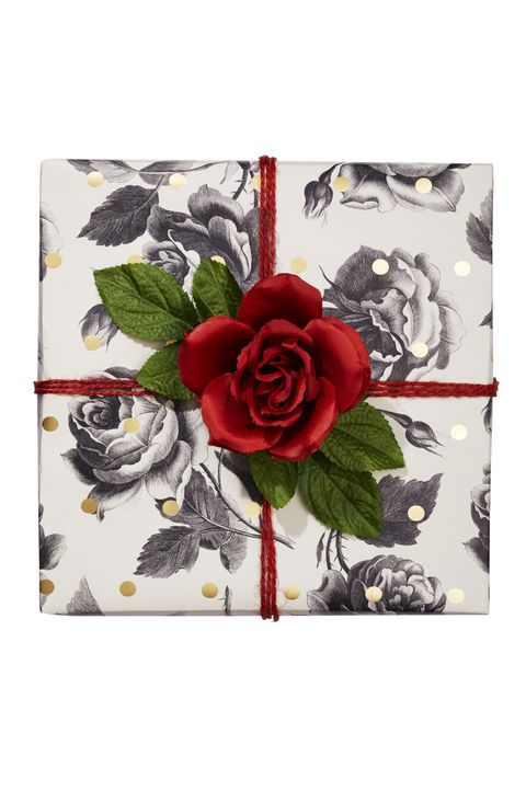 red rose gift wrapping ideas