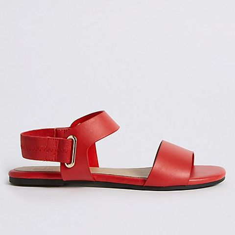 d298c9147 Fans Love Lisa Faulkner s £19.50 Marks   Spencer Summer Sandals