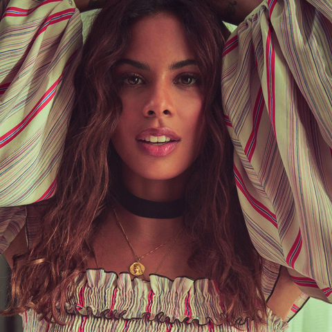 Rochelle Humes Red Magazine interview