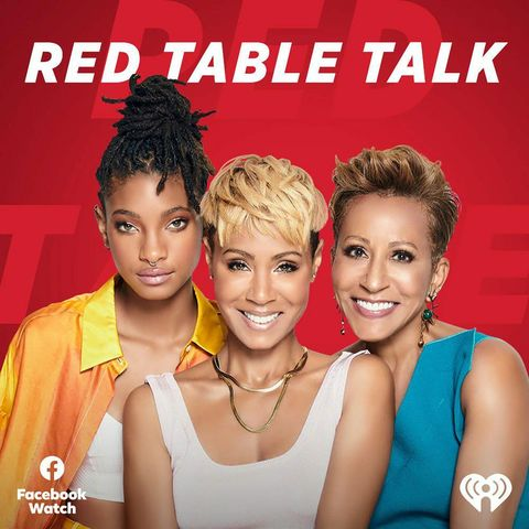 red table talk podcast