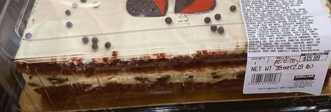 Food, Dessert, Frozen dessert, Cuisine, Cake, Semifreddo, Dish, Pâtisserie, Chocolate, Baked goods,