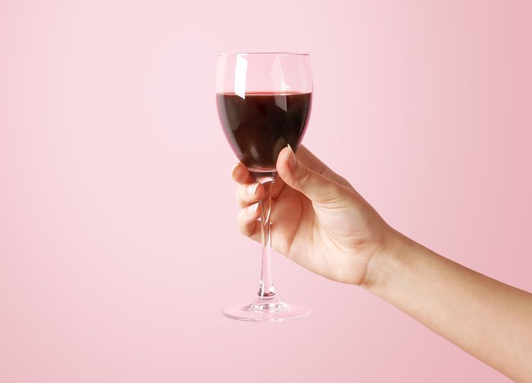 Stop drinking wine lose weight fast