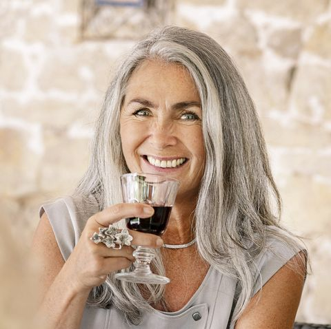 Is drinking red wine the secret to good health