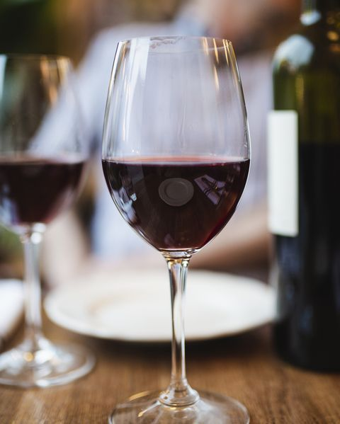 red wine for blood pressure