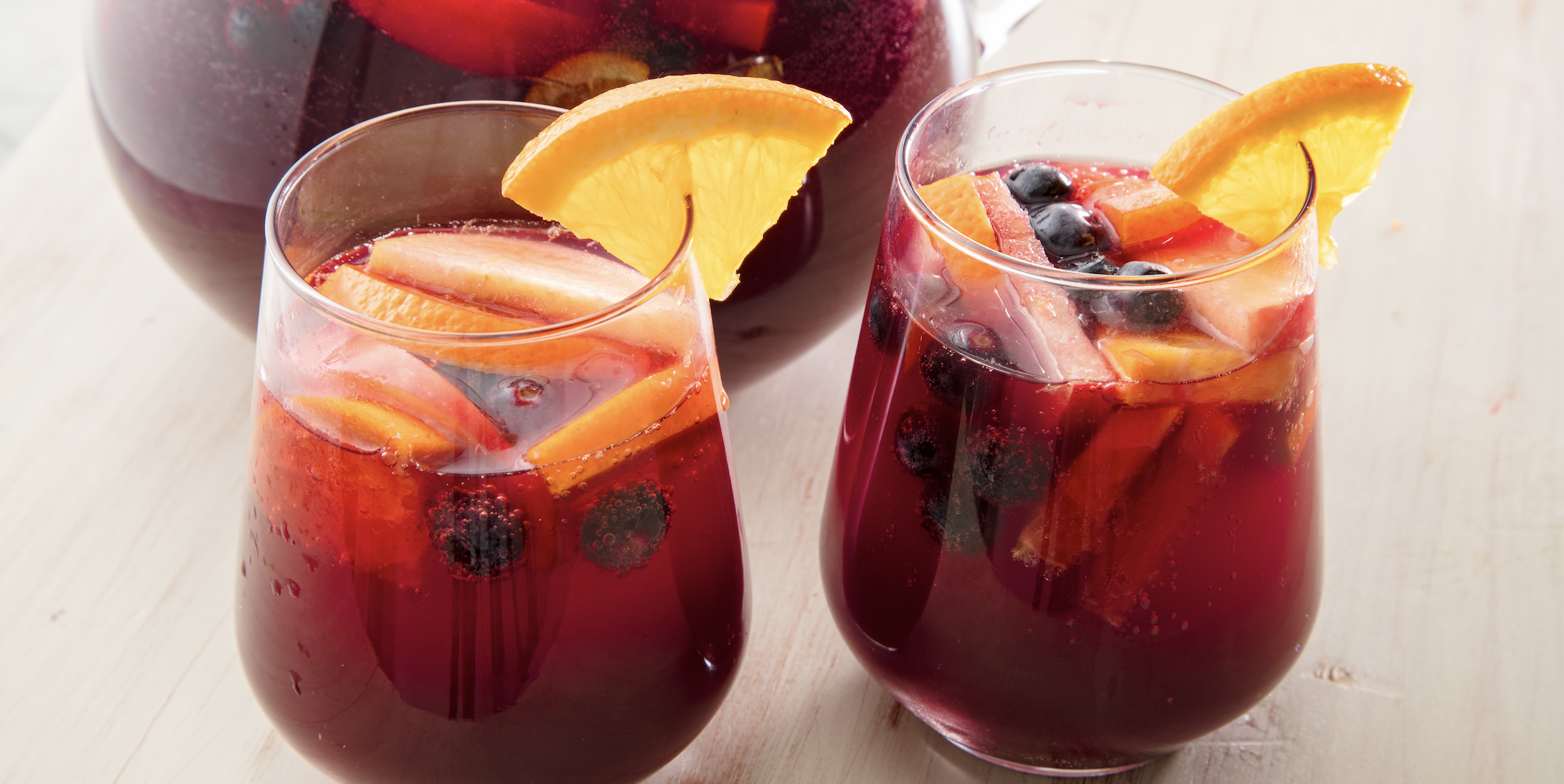 20+ Best Christmas Sangria Recipes - Easy Winter Sangrias —Delish.com