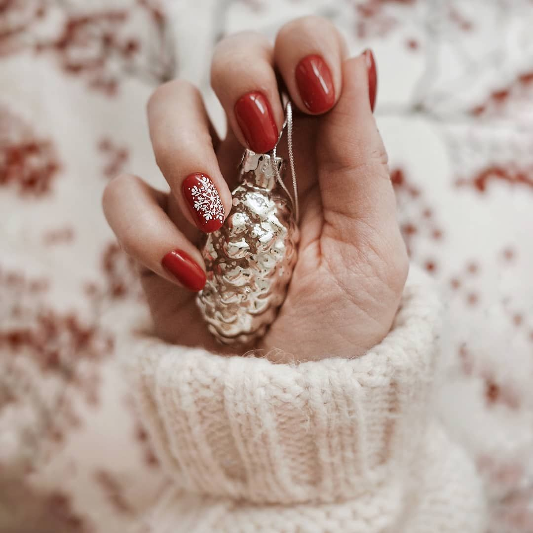 20 Best Winter Nail Designs , Best Winter Nail Ideas 2020