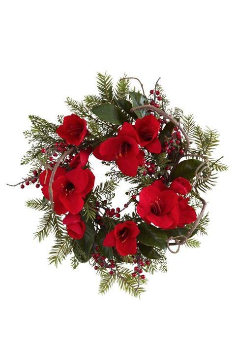 Best Christmas Door Wreath Ideas 2018 Holiday Door Decor