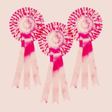 Pink, Illustration, Magenta,