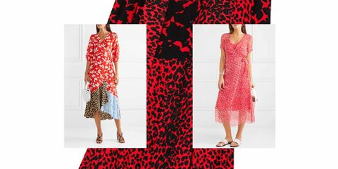 b99e9ab65b 28 Animal Print Dresses To Buy To Take Your Look From Kat Slater To ...