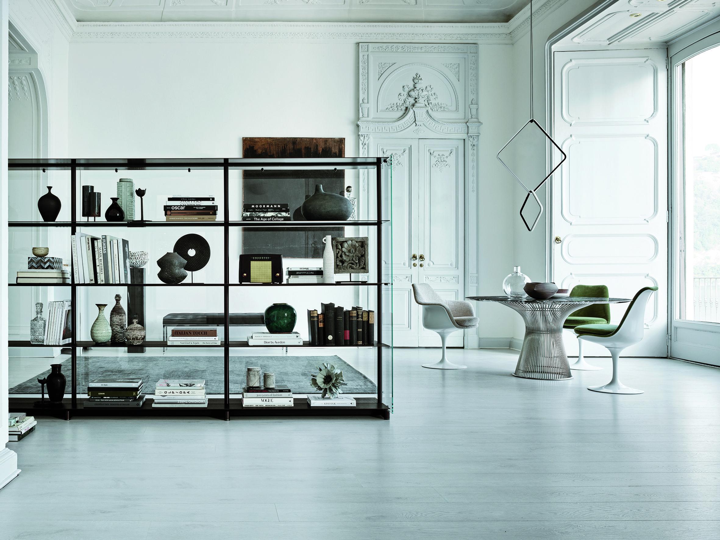Case E Stili Design the bookcase makes its case for a comeback
