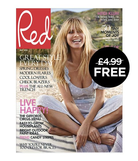 red free issue