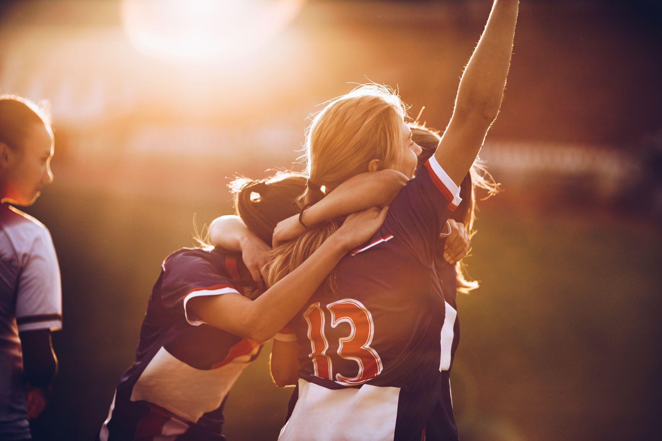 7 Redenen om aan een teamsport te doen