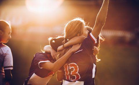 7 redenen om aan een teamsport te gaan doen