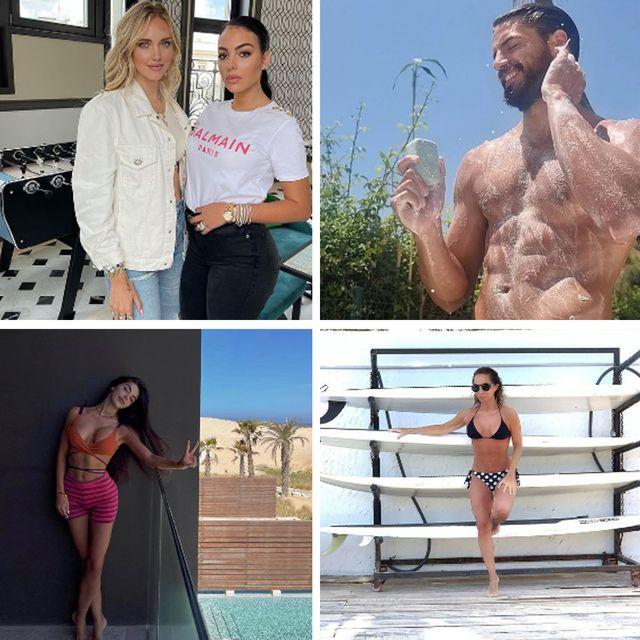 la semana de los famosos en redes