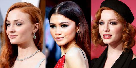 Hair, Face, Eyebrow, Lip, Hairstyle, Nose, Chin, Skin, Beauty, Cheek,