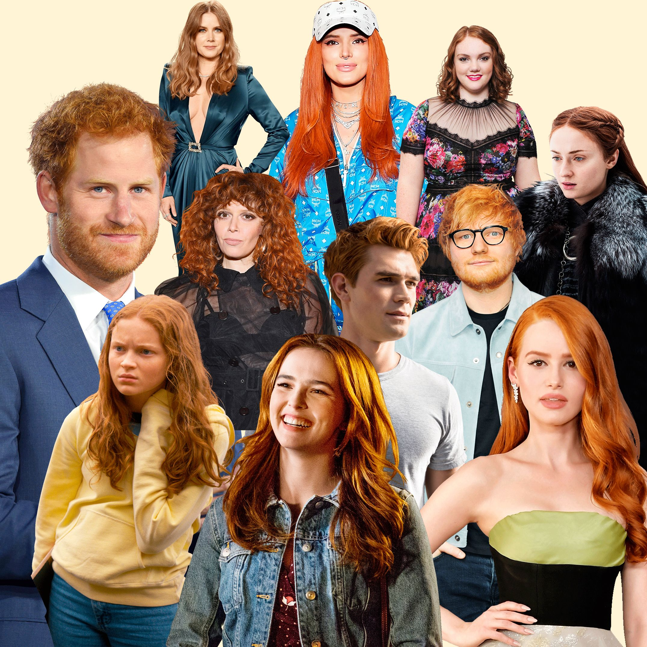 Why Redheads Are Having SUCH a Moment in Pop Culture Right Now