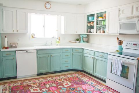 15 Diy Kitchen Cabinet Makeovers