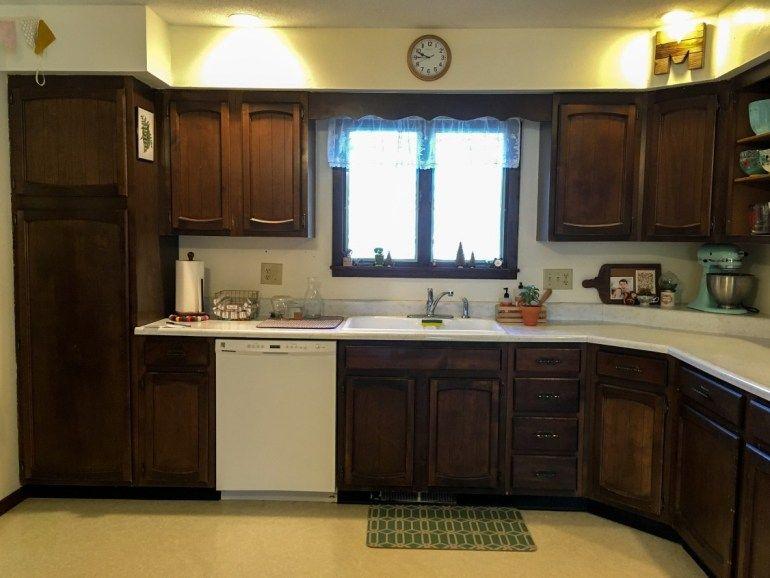 15 Diy Kitchen Cabinet Makeovers