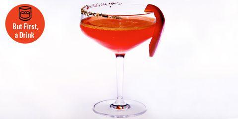 Drink, Classic cocktail, Martini glass, Jack rose, Alcoholic beverage, Cocktail, Non-alcoholic beverage, Woo woo, Bacardi cocktail, Cosmopolitan,