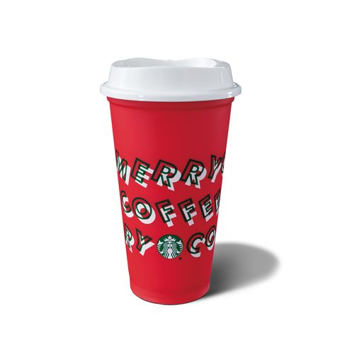 Starbucks Is Giving Out Free Reusable Cups Tomorrow To Celebrate The Return Of Holiday Drinks