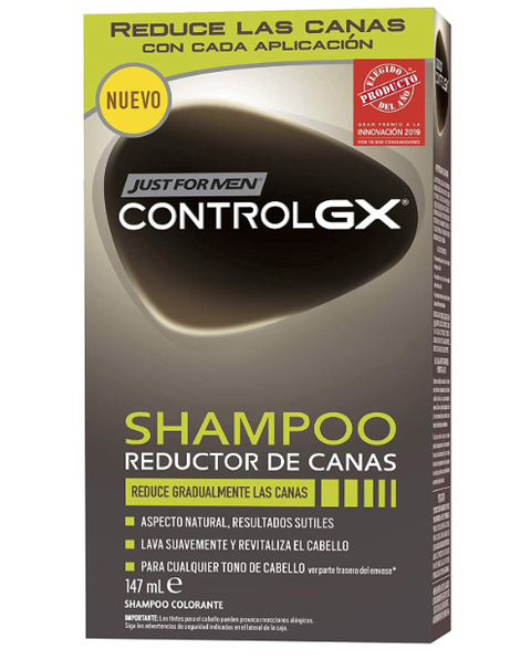 Reductor de canas ControlGX de Just For Men