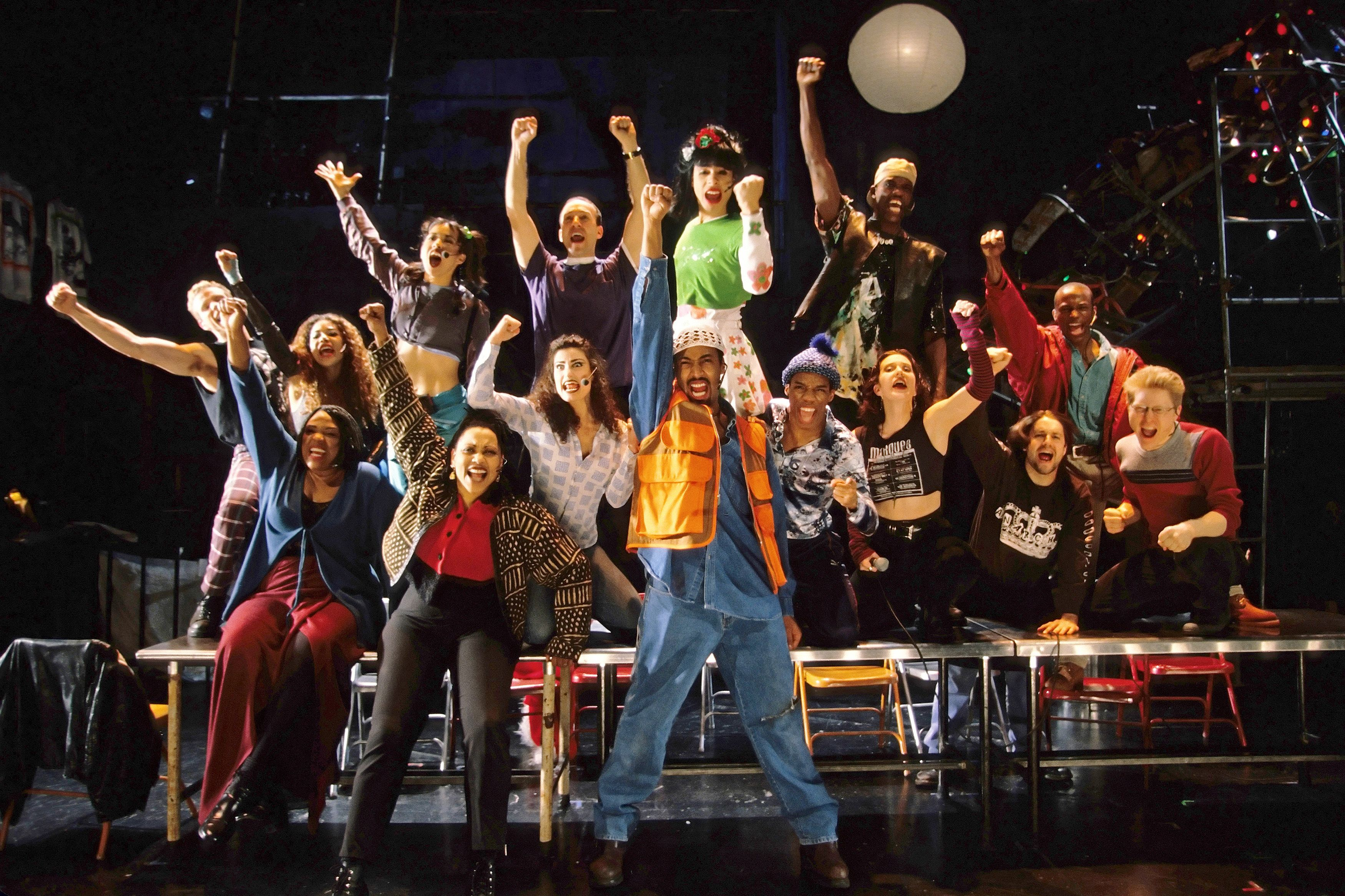 How Rent Live Proves How Important Rent Musical Was for American Culture