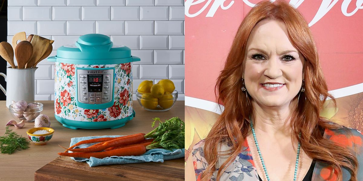 The Pioneer Woman Just Released Her Own Instant Pot Ree Drummond Walmart Instant Pot