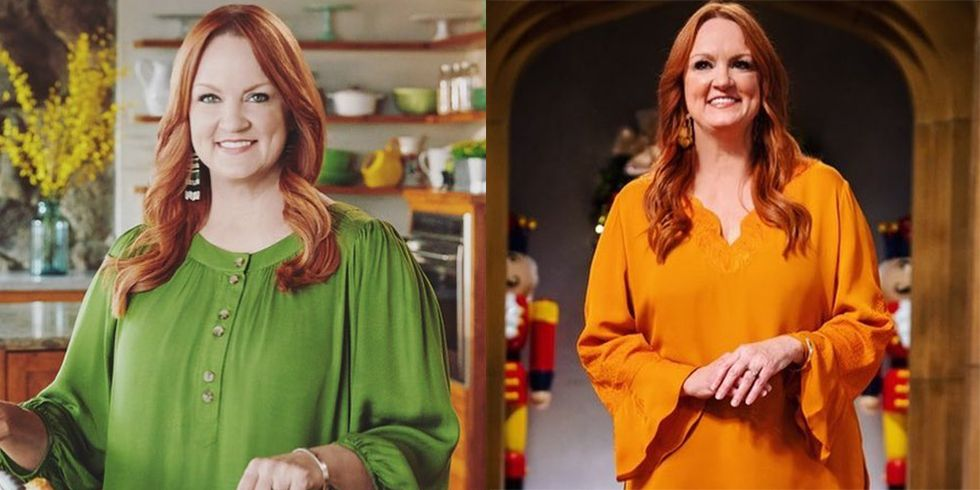 Ree Drummond Lost Weight Thanks To A Low Carb Diet
