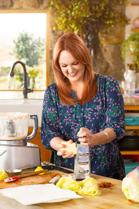 ree drummond filming show