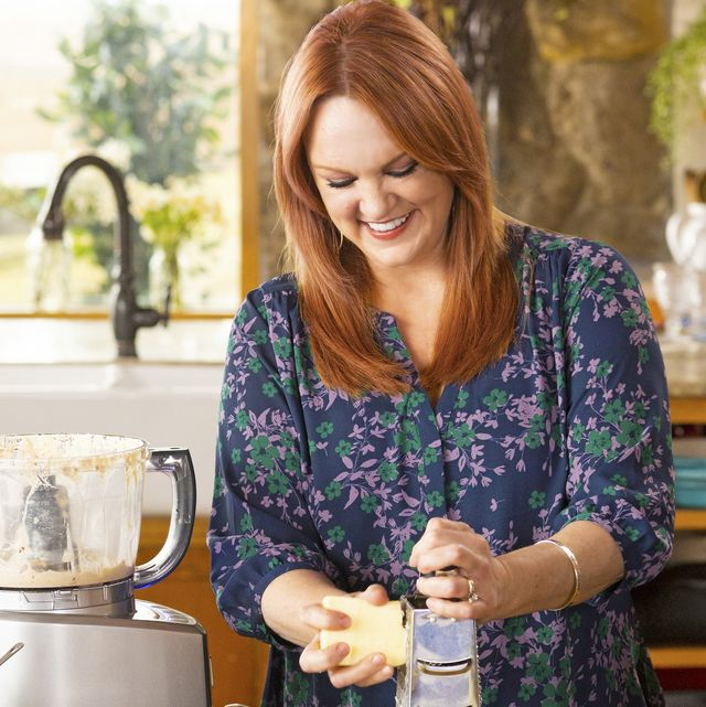 ree drummond with her guest ladd drummond, as seen on the pioneer woman, season 24