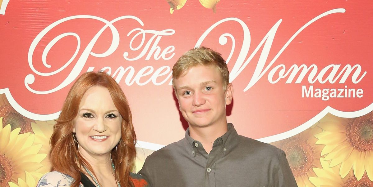 Ree Drummond Celebrated Her Son Bryce's 18th Birthday