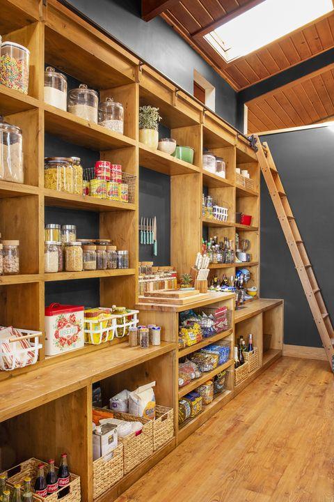 ree drummond pantry organization