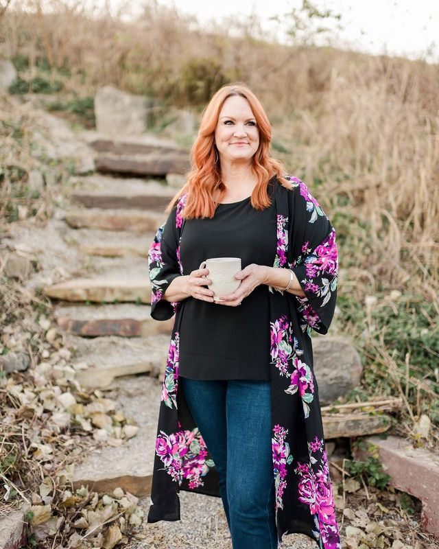how does ree drummond relax