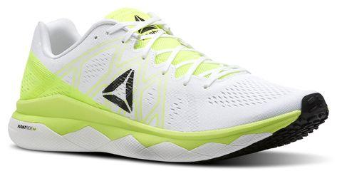 Shoe, Footwear, Outdoor shoe, White, Sneakers, Walking shoe, Running shoe, Green, Yellow, Tennis shoe,