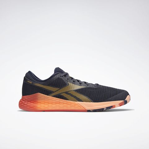 Footwear, Orange, White, Black, Shoe, Sportswear, Product, Sneakers, Outdoor shoe, Athletic shoe,