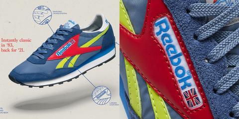 2021新款, 復古, 復古球鞋, 復古運動鞋, 牛仔布, 牛仔藍, 老爹鞋, 運動鞋