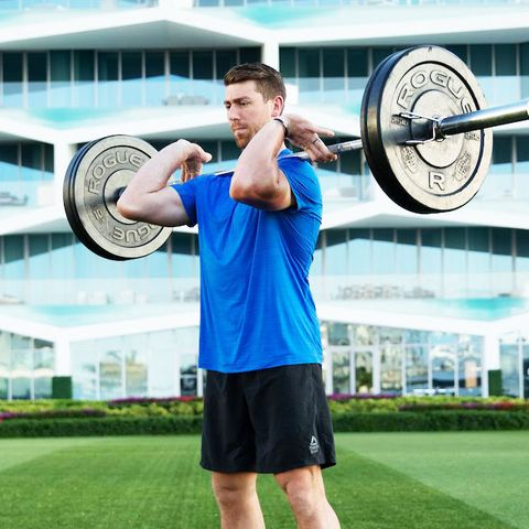 Sports equipment, Sports, Sports training, Player, Grass, Sport venue, Physical fitness,