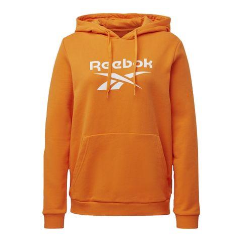 reebok classic sweatshirt in de kleur sinaasappel