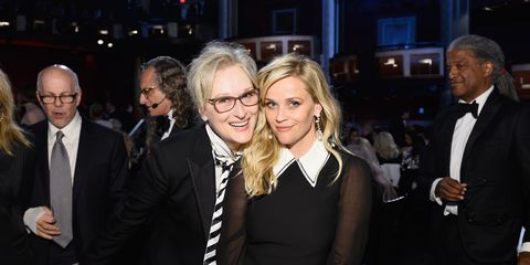 Reese Witherspoon Meryl Streep