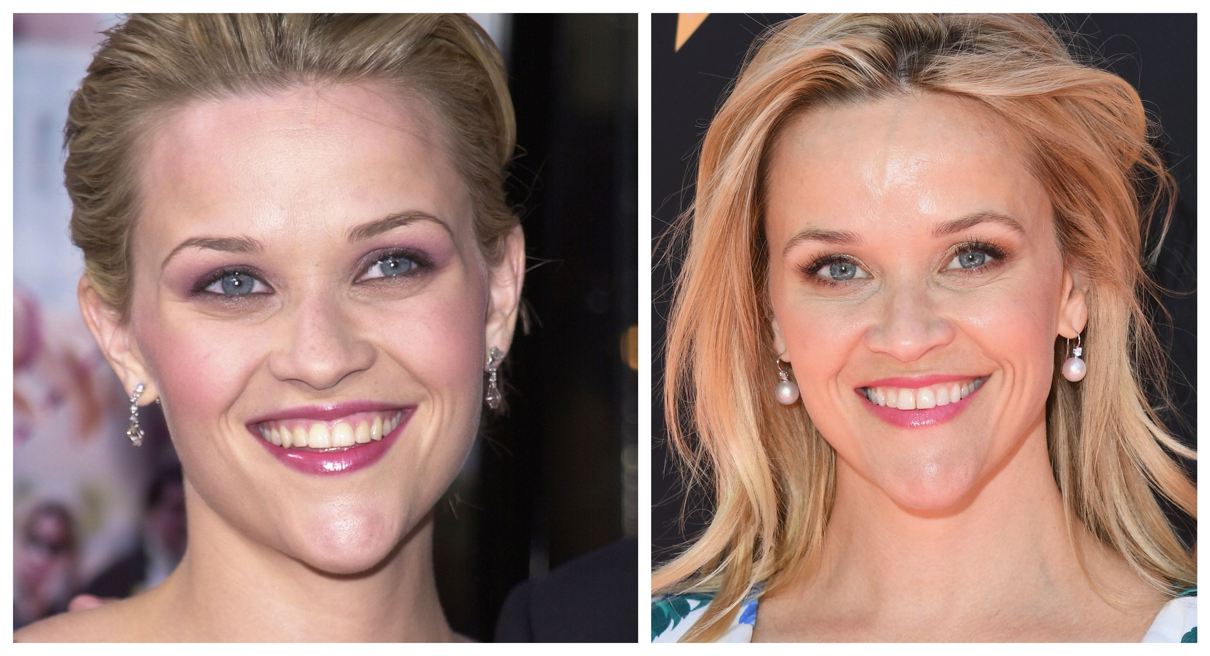 How Reese Witherspoon Hasn't Aged Since the Original Legally Blonde