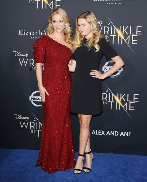 "premiere of disney's ""a wrinkle in time"" arrivals"