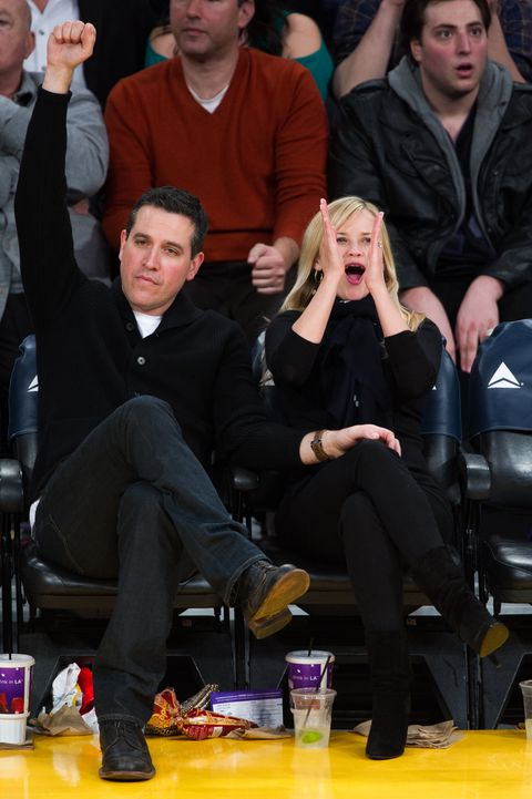 Reese Witherspoon And Jim Toth S Body Language What It Reveals Both mom and baby are healthy and the entire family is thrilled. reese witherspoon and jim toth s body
