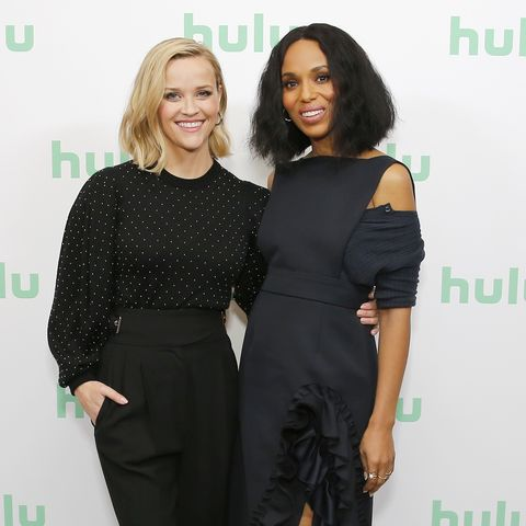 Reese Witherspoon Kerry Washington Channel Their Moms In Little Fires