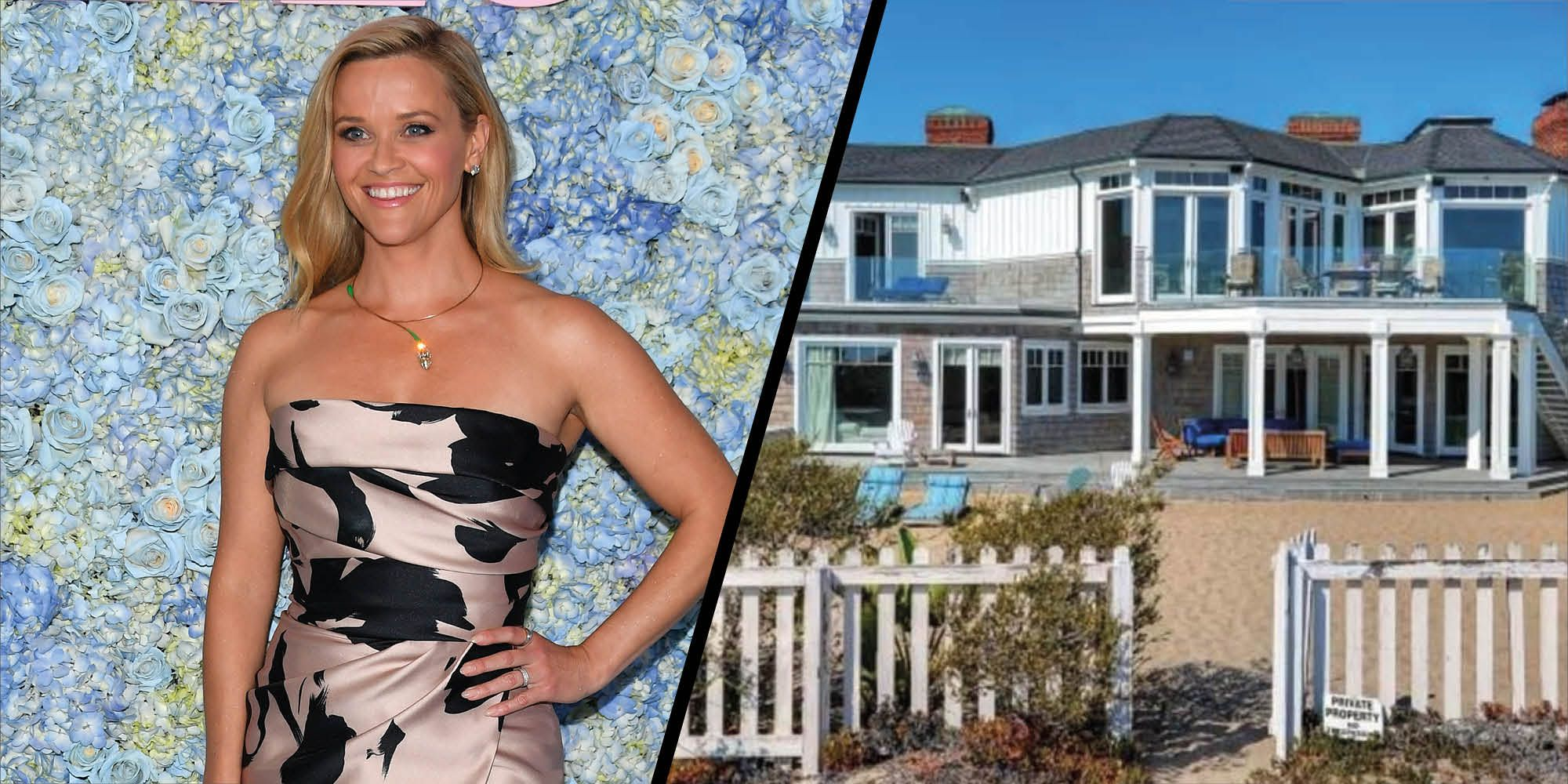 Reese Witherspoon's Big Little LiesMalibu mansion is available to rent