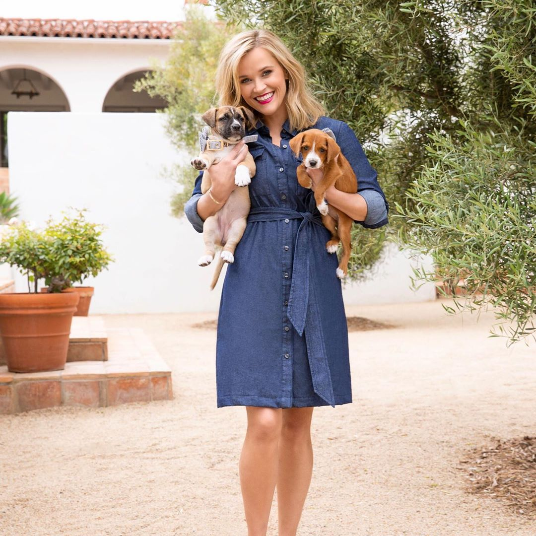 We're Obsessed With Reese Witherspoon's Stunning California Home
