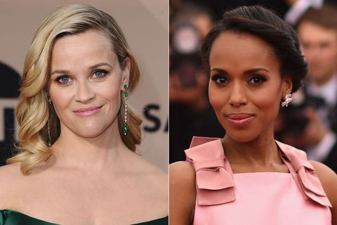 Reese Witherspoon and Kerry Washington - Little Fires Everywhere