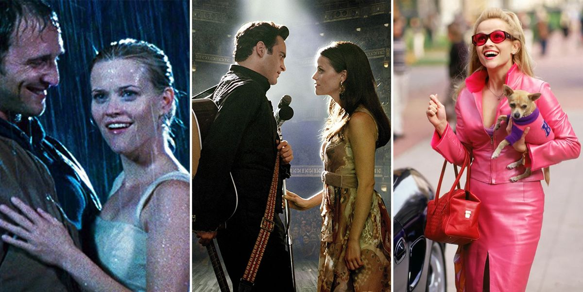 The Best Reese Witherspoon Movies Ranked Reese
