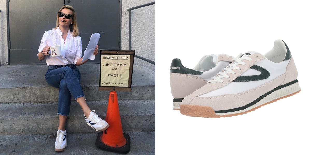 Reese Witherspoon's Swears By These Comfy Sneakers—And They're Under $100