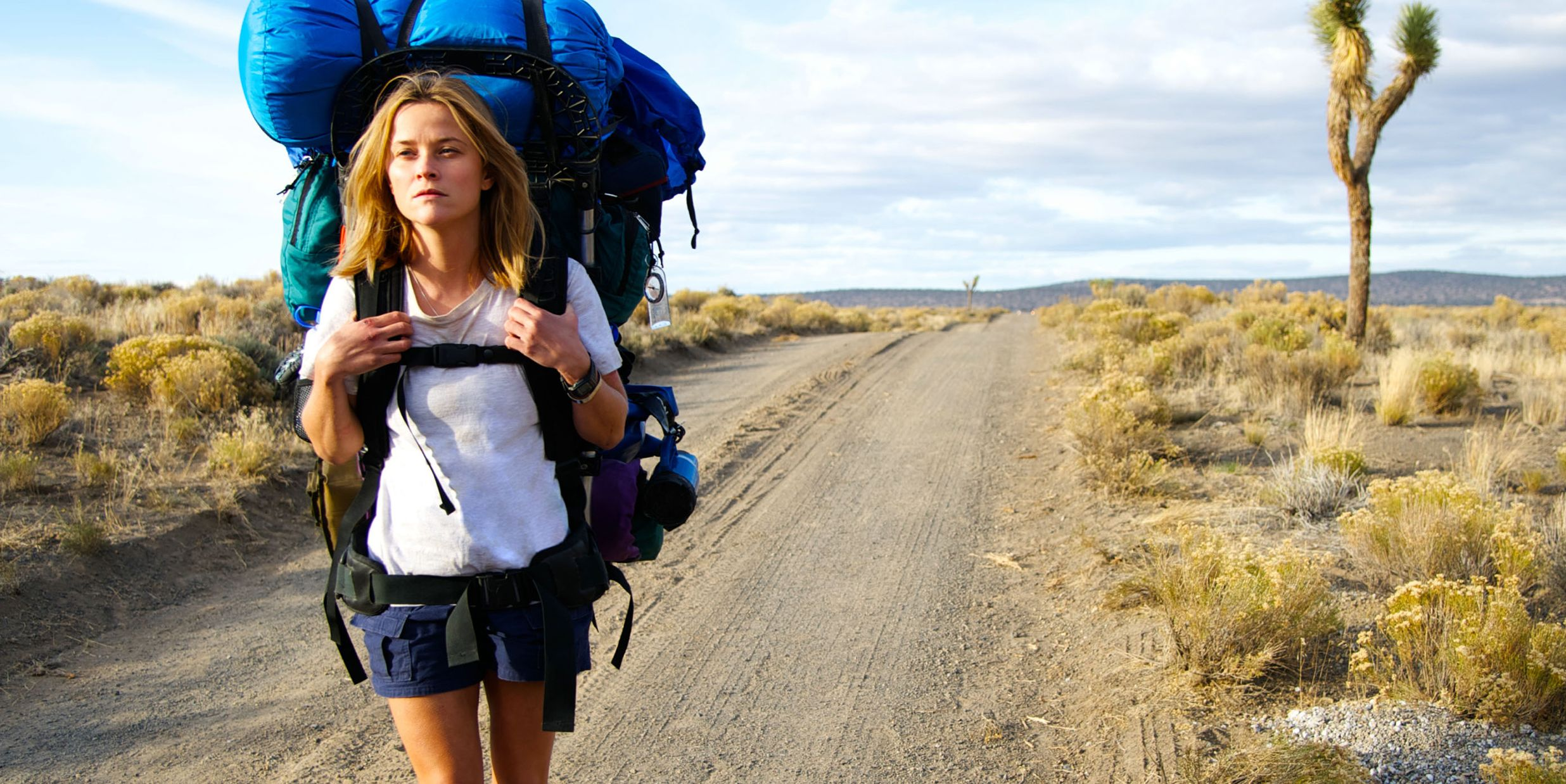 Reese Witherspoon in Wild, 2014