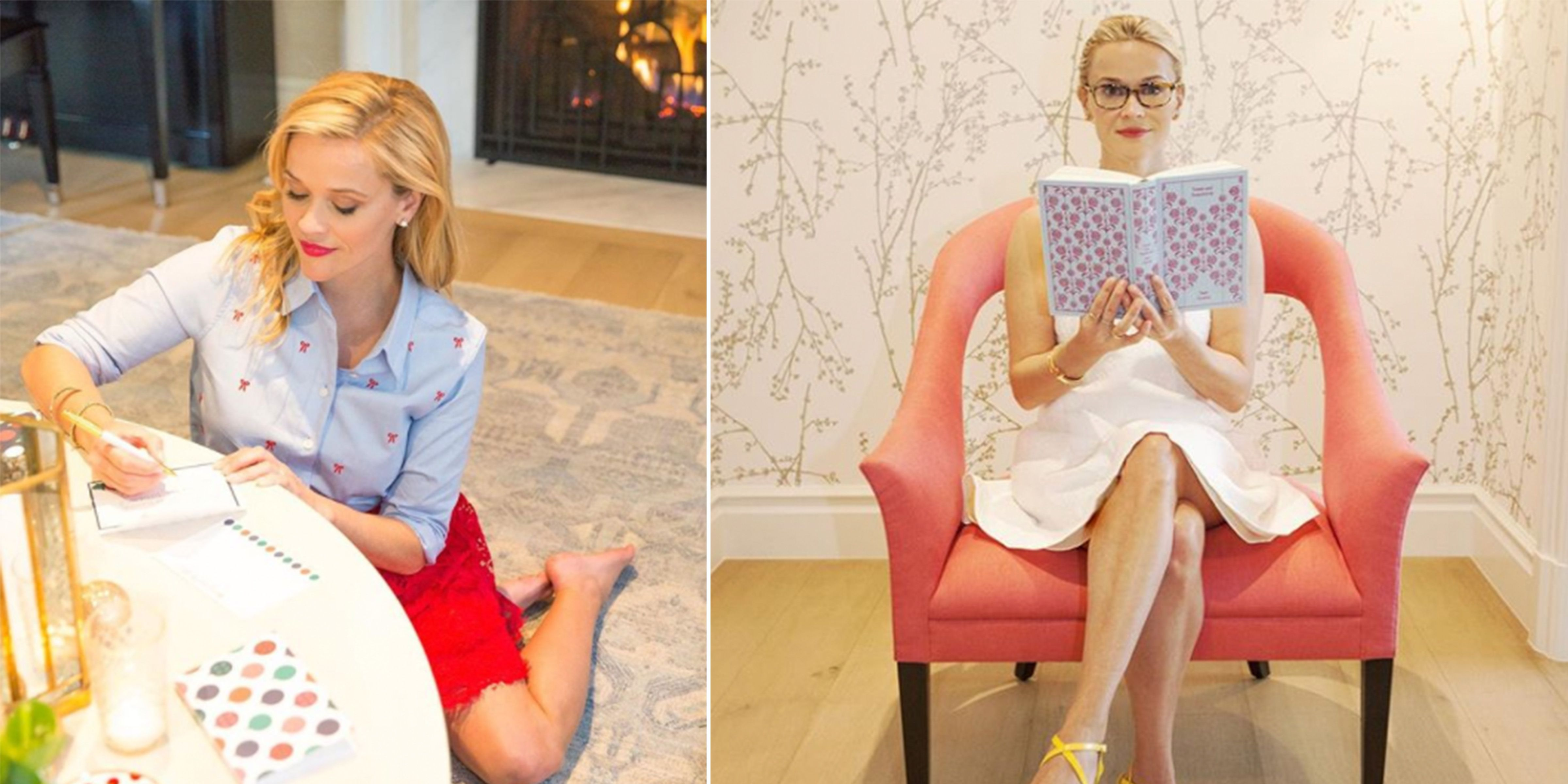 reese witherspoon writing a book